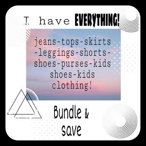 just like the items and I'll send a great offer!